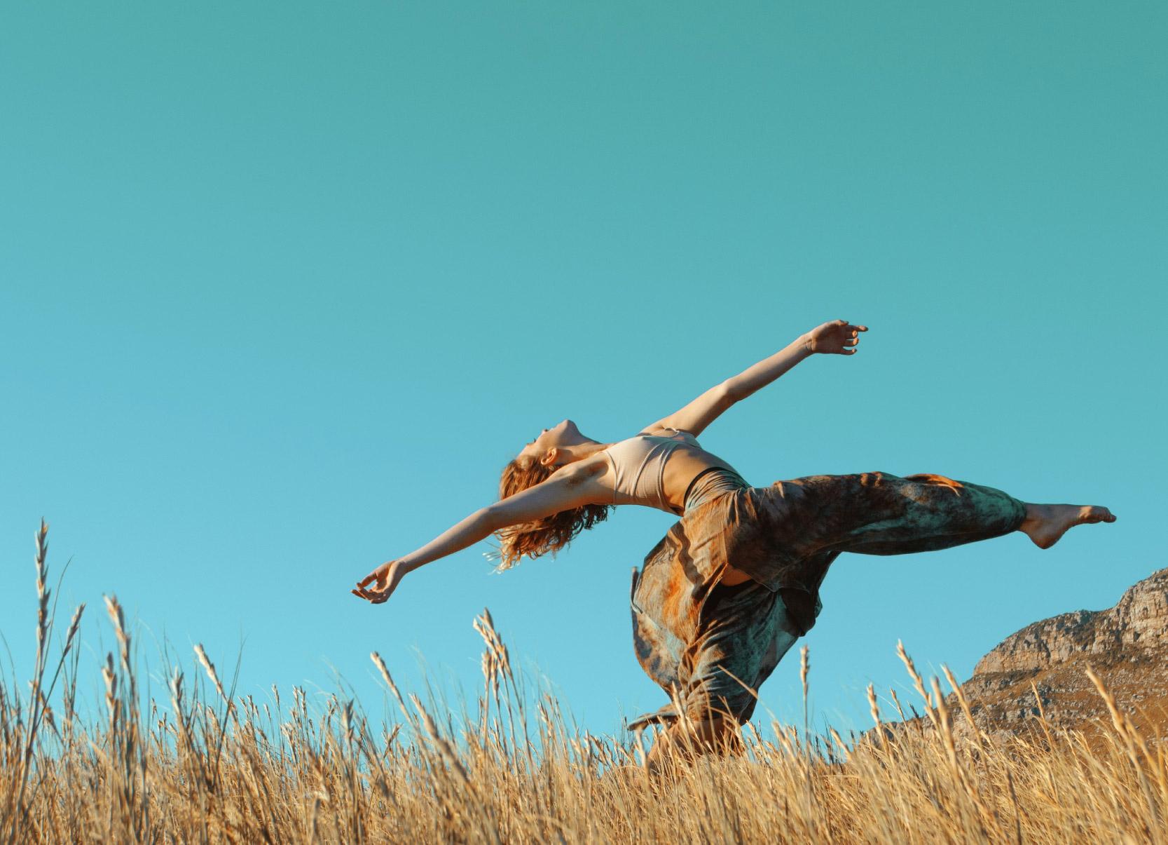 Mindful movement I Gravity
